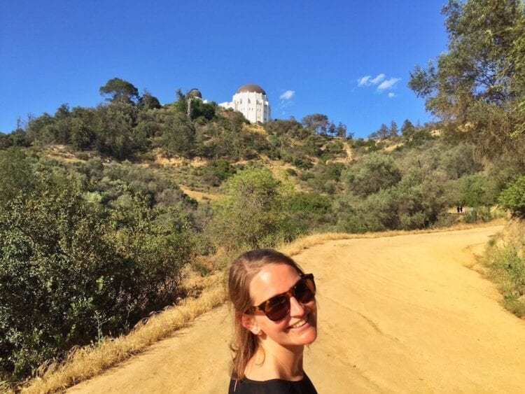 The Hike-Griffith Observatory-Los Angeles