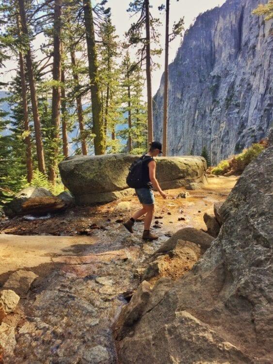 Upper Yosemite Fall 10