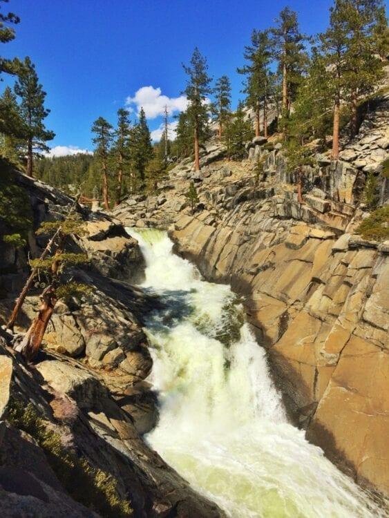 Upper Yosemite Fall 12