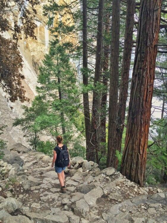 Upper Yosemite Fall 2