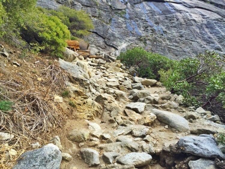 Upper Yosemite Fall 3