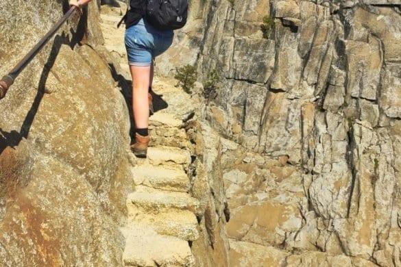 Upper Yosemite Fall 5