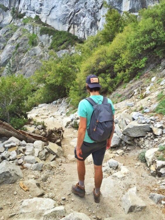 Upper Yosemite Fall 7