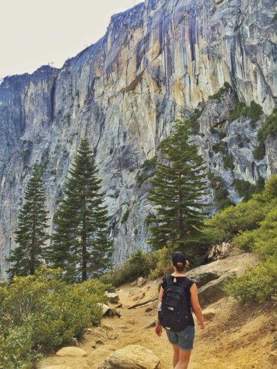 Upper Yosemite Fall 8