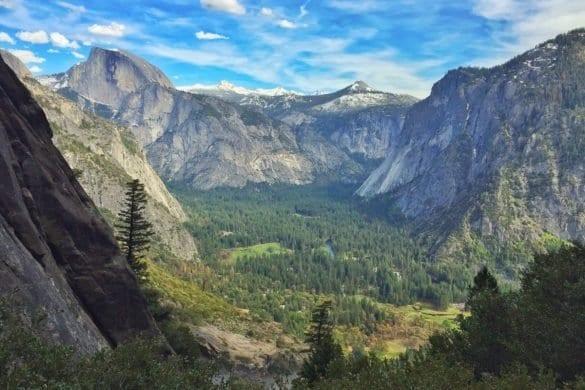 Upper Yosemite Fall 9