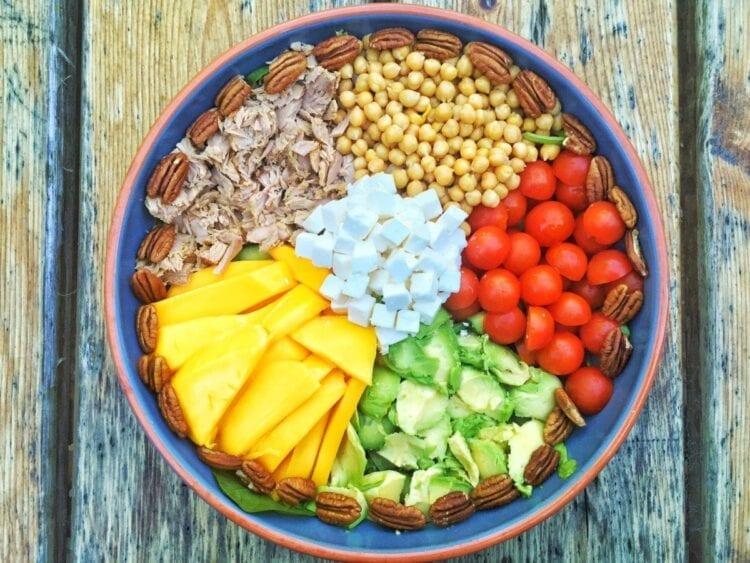 Zomerse salade-The Hike