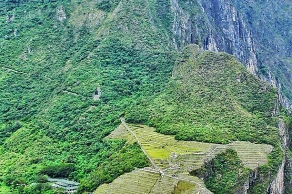 Huayna Picchu-Peru-The Hike