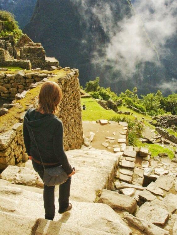 Machu Picchu-Peru-The Hike