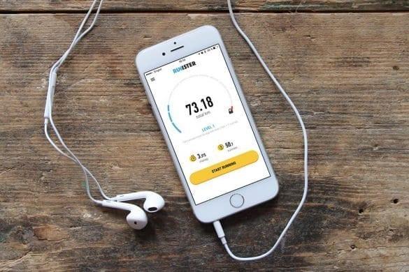 hike app-runister