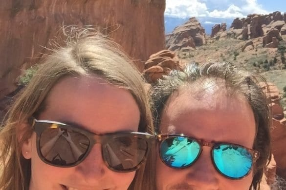 arches national park-the hike8