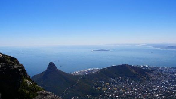 Kaapstad-Tafelberg