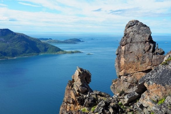 Brosmetinden-Noors Lapland-The Hike