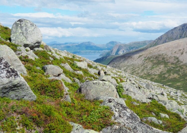 Brosmetinden​-Noors Lapland-The Hike