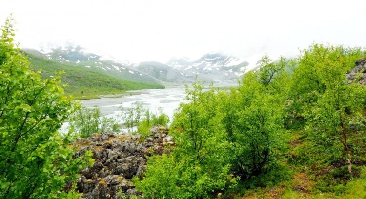 Lyngen Alps-Noord Lapland-The Hike