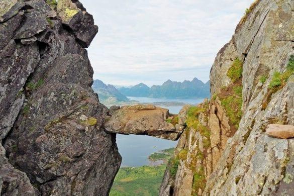 De Lofoten-Djevelporten