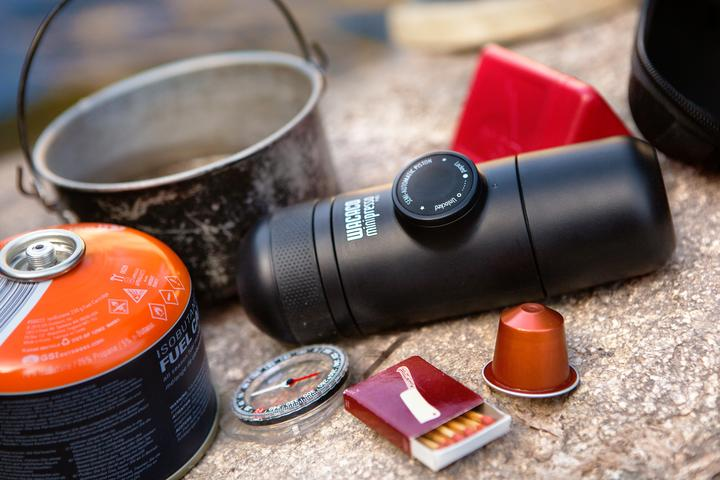 Koffie on the go-Minipresso-The Hike