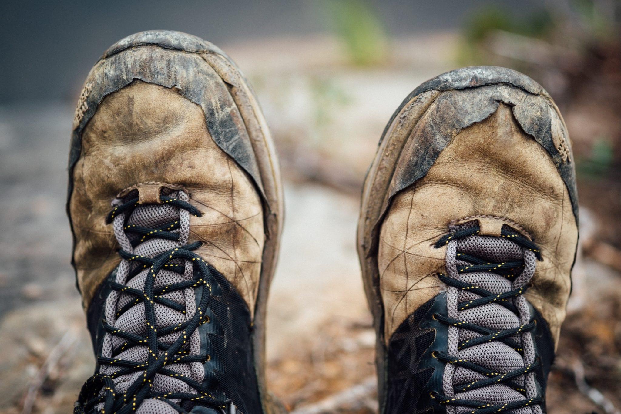 e0ffaf53ea6 Zo onderhoud je je wandelschoenen - Tips & Tricks - The Hike