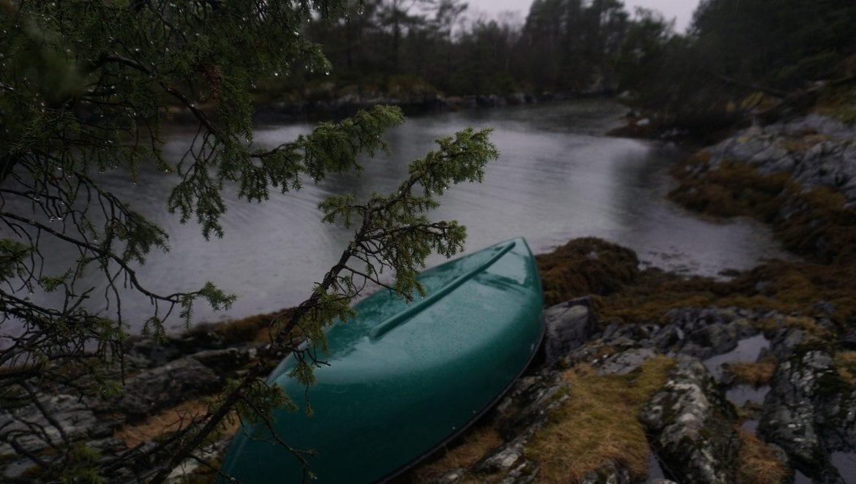 The Canoe Trip-The Hike-Credits cameron worsley
