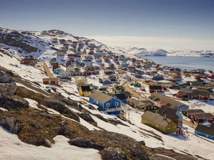 Greenland jacket-Fjallraven-The Hike