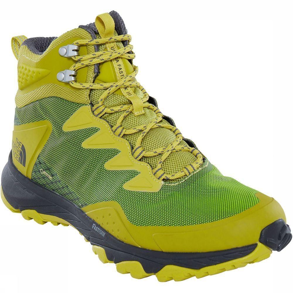 f76b580aab9 In combinatie met de juiste vering is deze waterdichte wandelschoen perfect  voor de snelle hiker ...