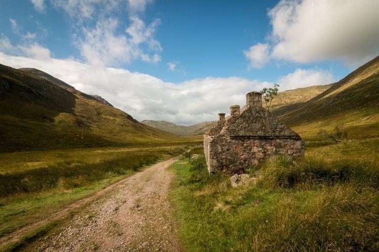 Schotland-The Hike