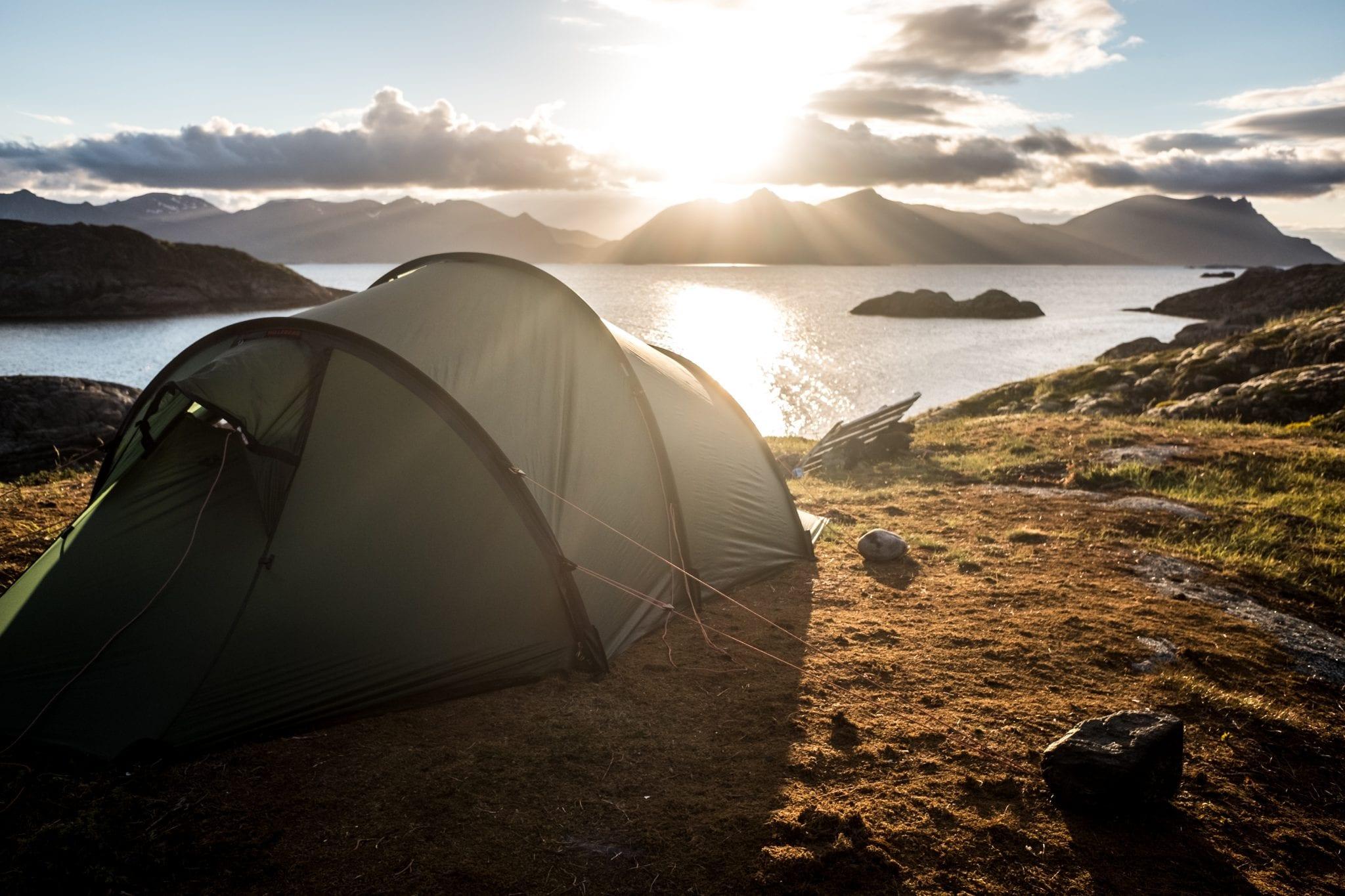 3x een top tent voor jouw komende kampeertrip The Hike