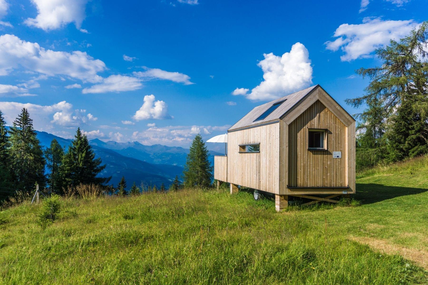 biwak-huis te koop Oostenrijk