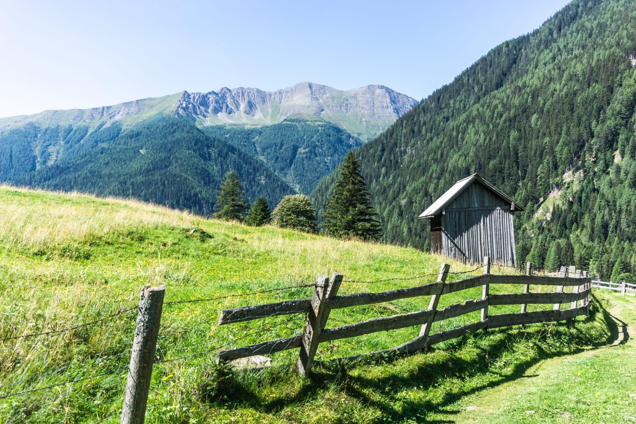 Alpe Adria Trail ST07