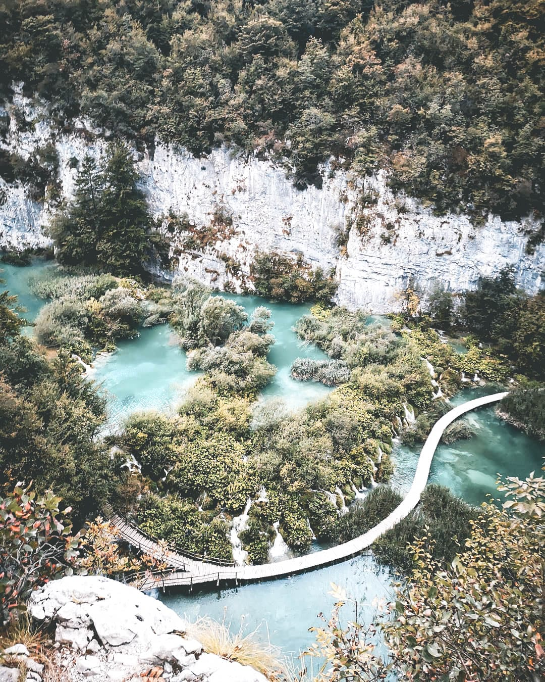 Camping Plitvice: Het Plitvice National Park Is Het Mooiste Sprookjesbos Van