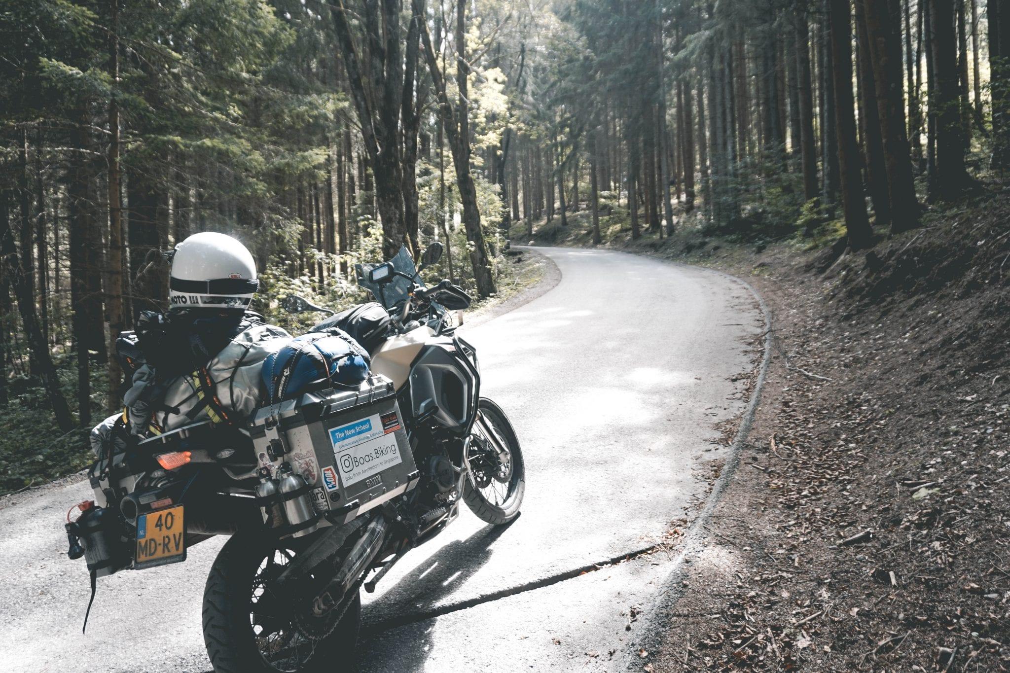 Mijn epische motorreis Balkan 3