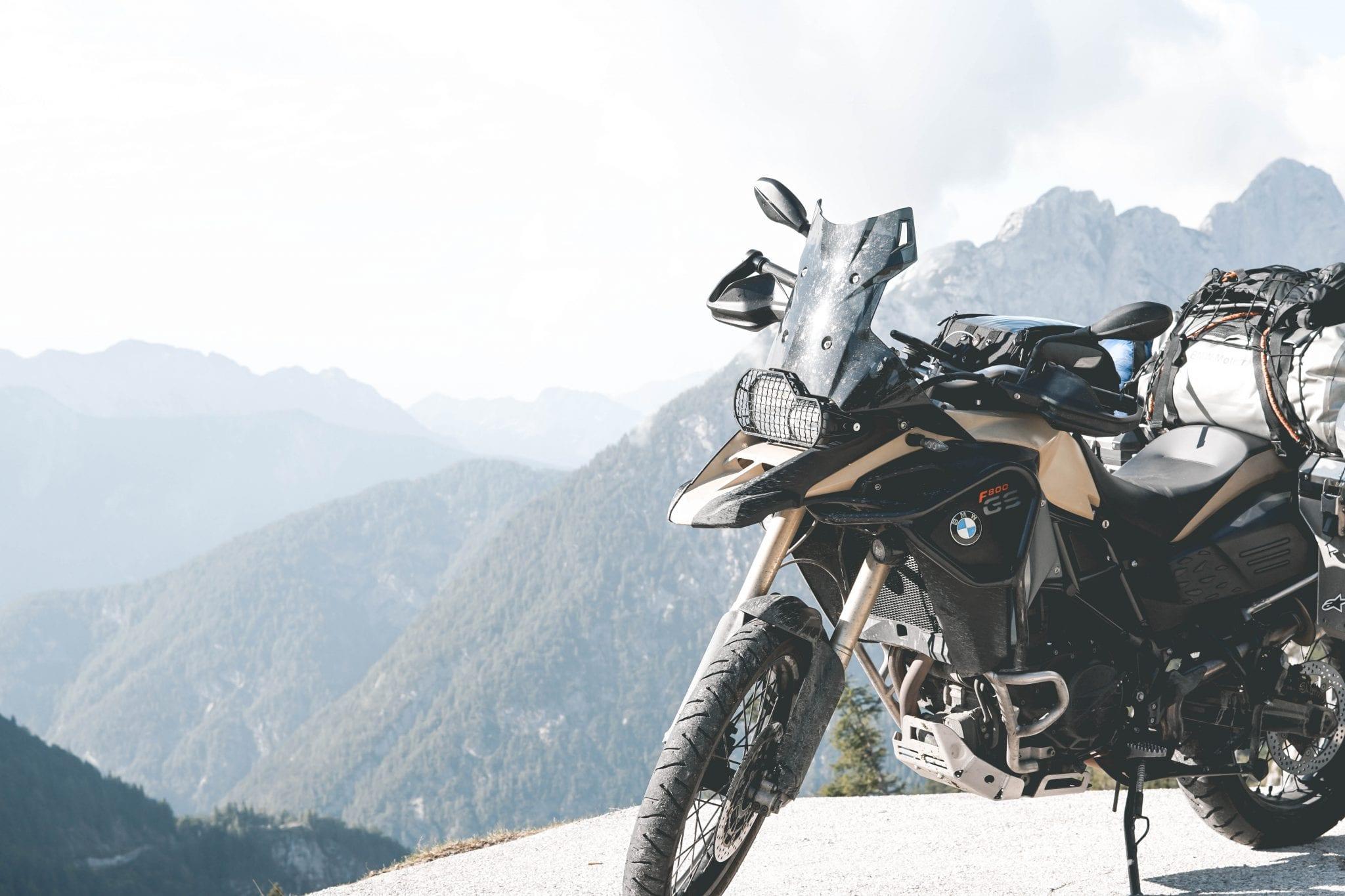 Mijn epische motorreis Balkan