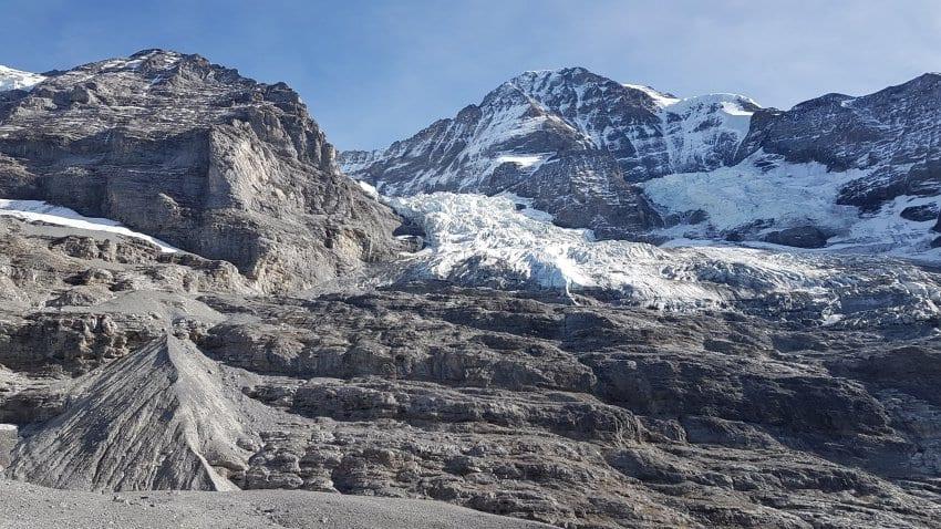 Via Ferrata Eiger Gletsjer