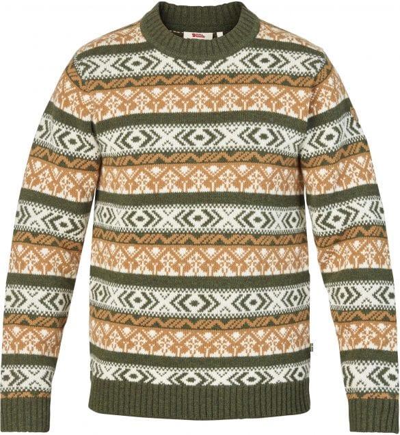 Mooiste Kersttruien Fjallraven ovik_folk_knit_sweater_81468-662