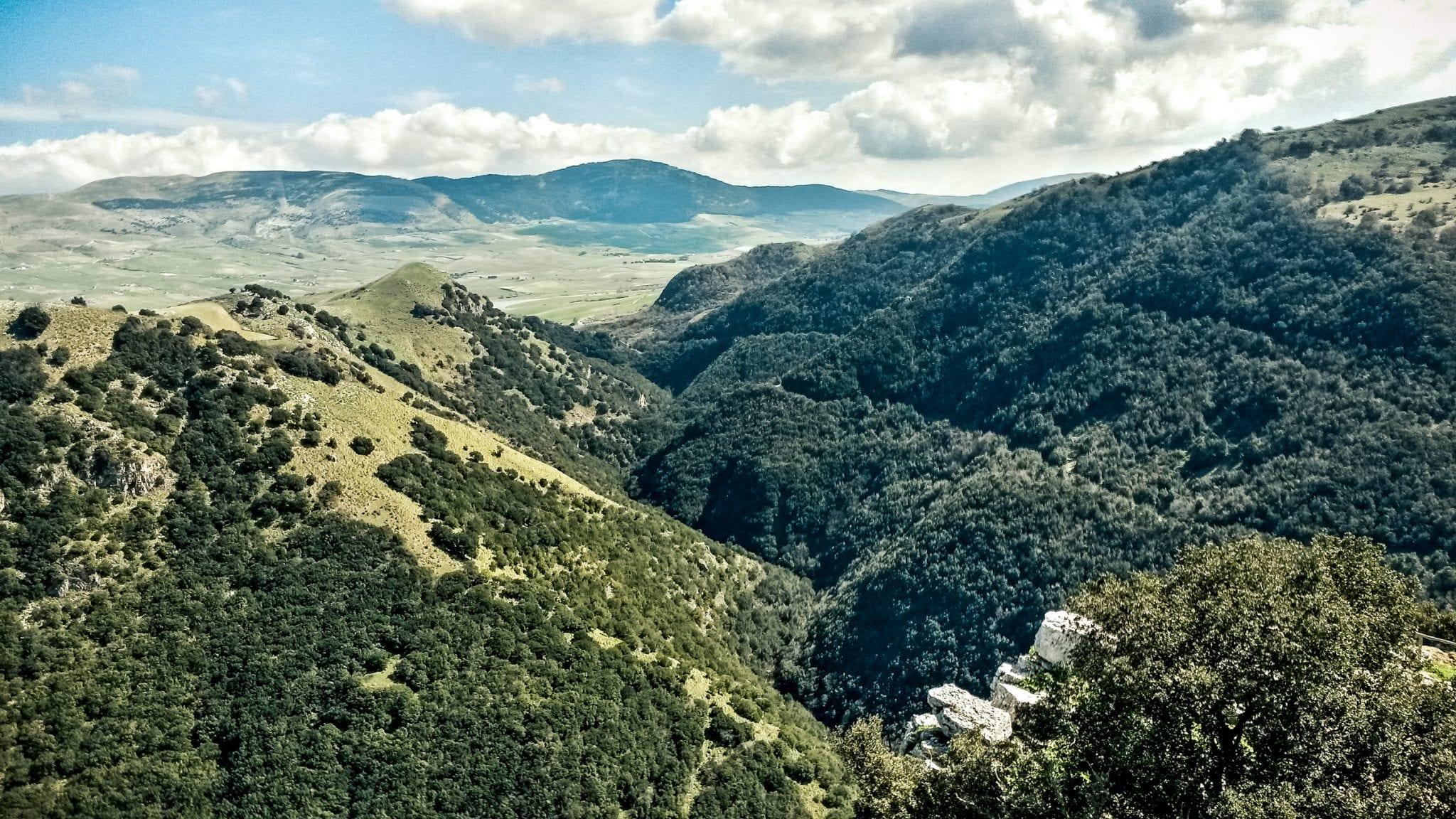 Hiken in Sicilië-0. Openingsfoto