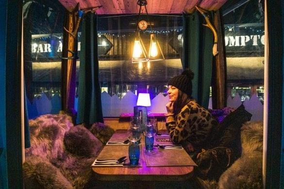 beste restaurants van Les Menuires