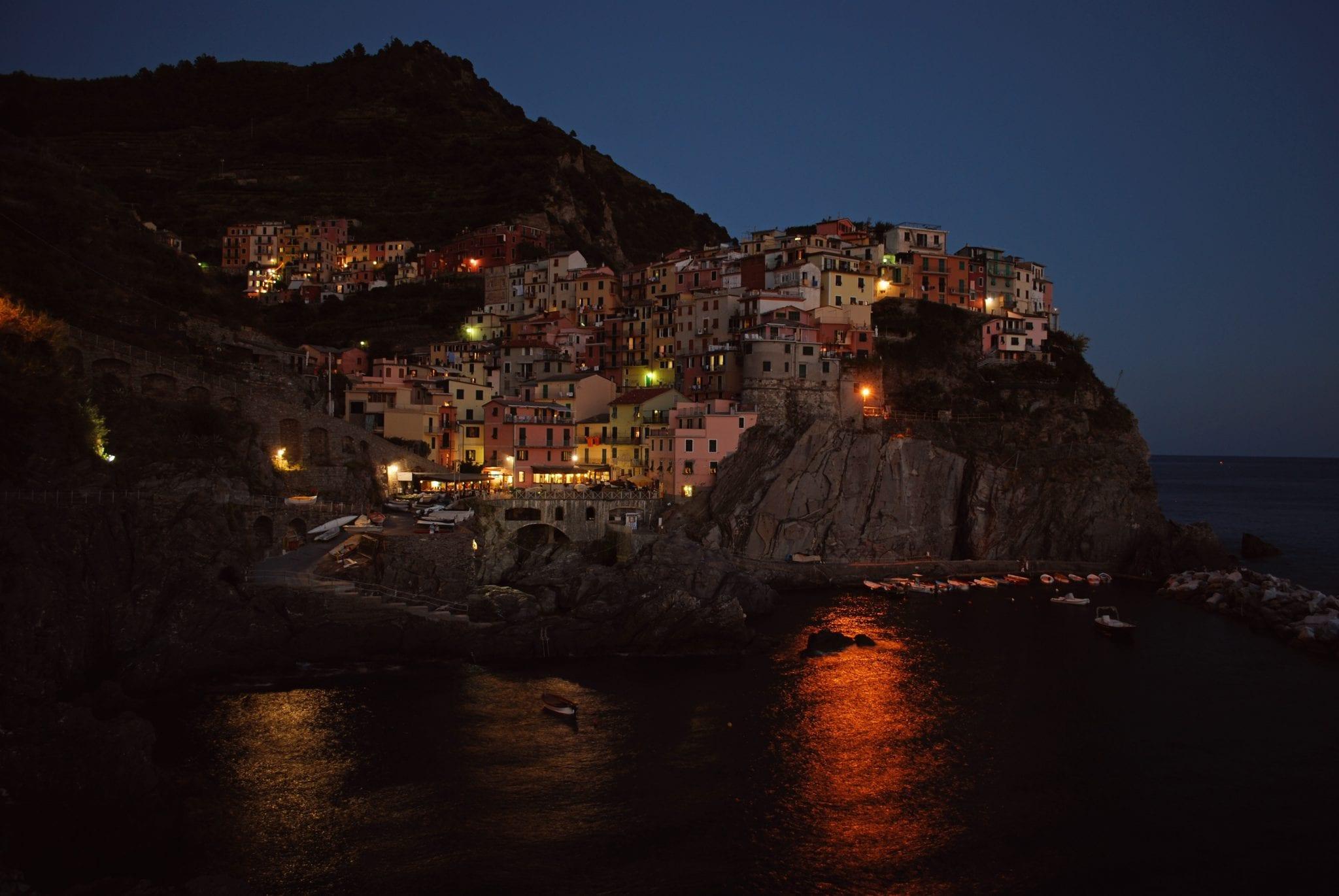 Slipperverbod in Cinque Terre