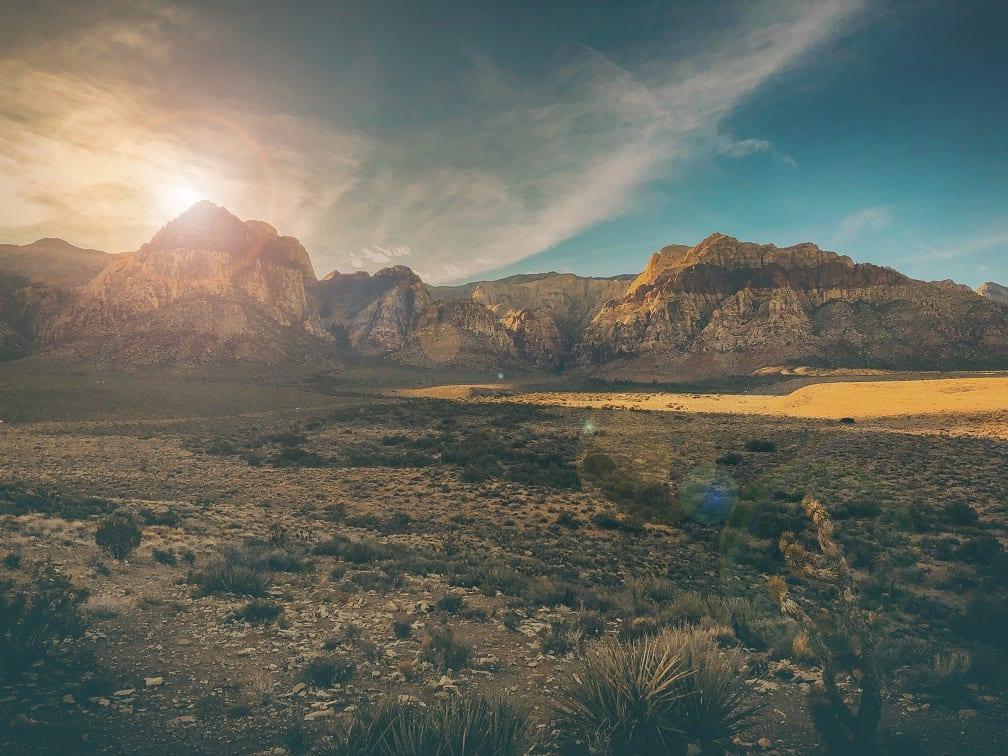 nationale parken in de buurt van Las Vegas Red Rock