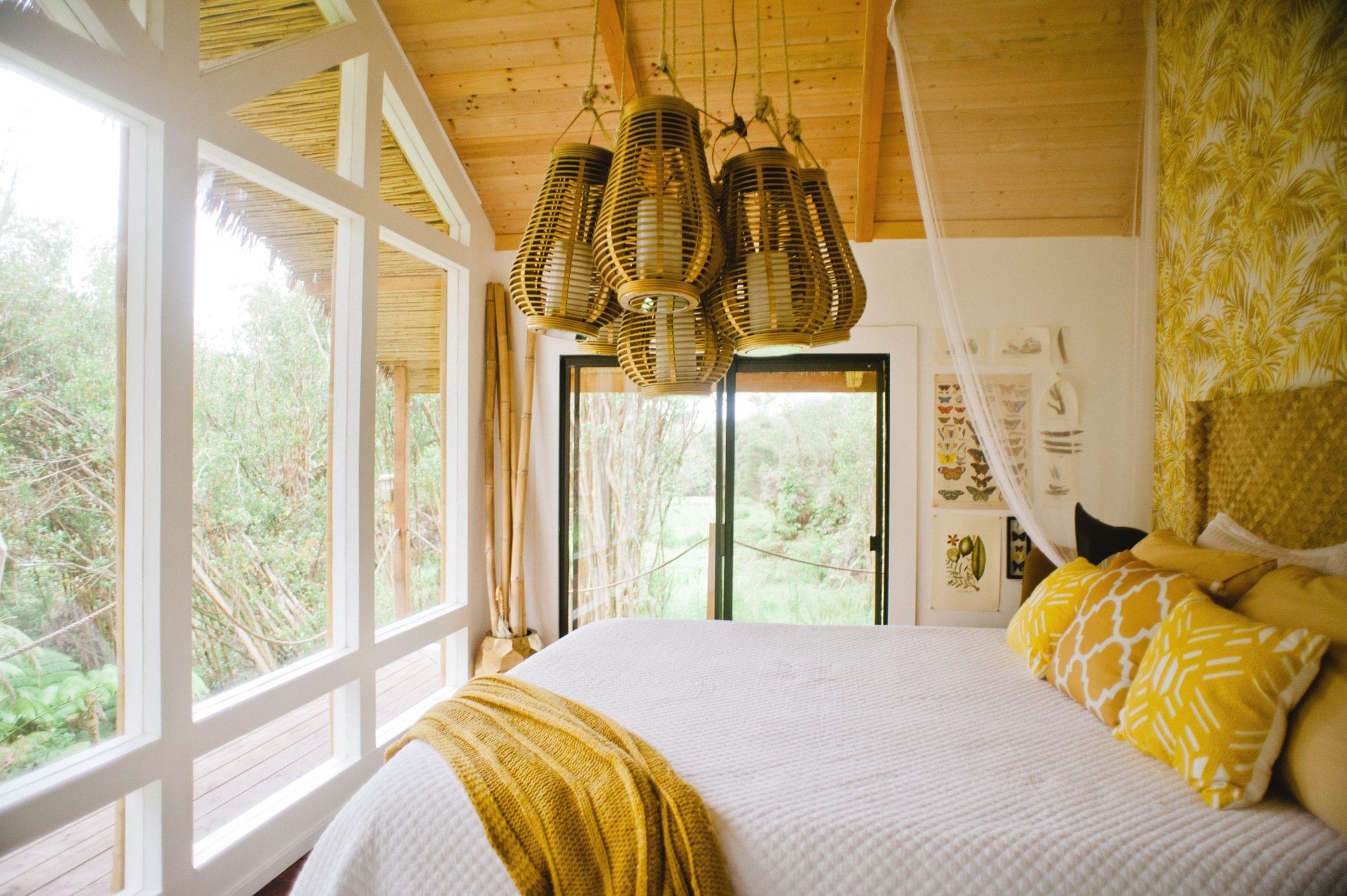 Natuur Airbnb's binnen