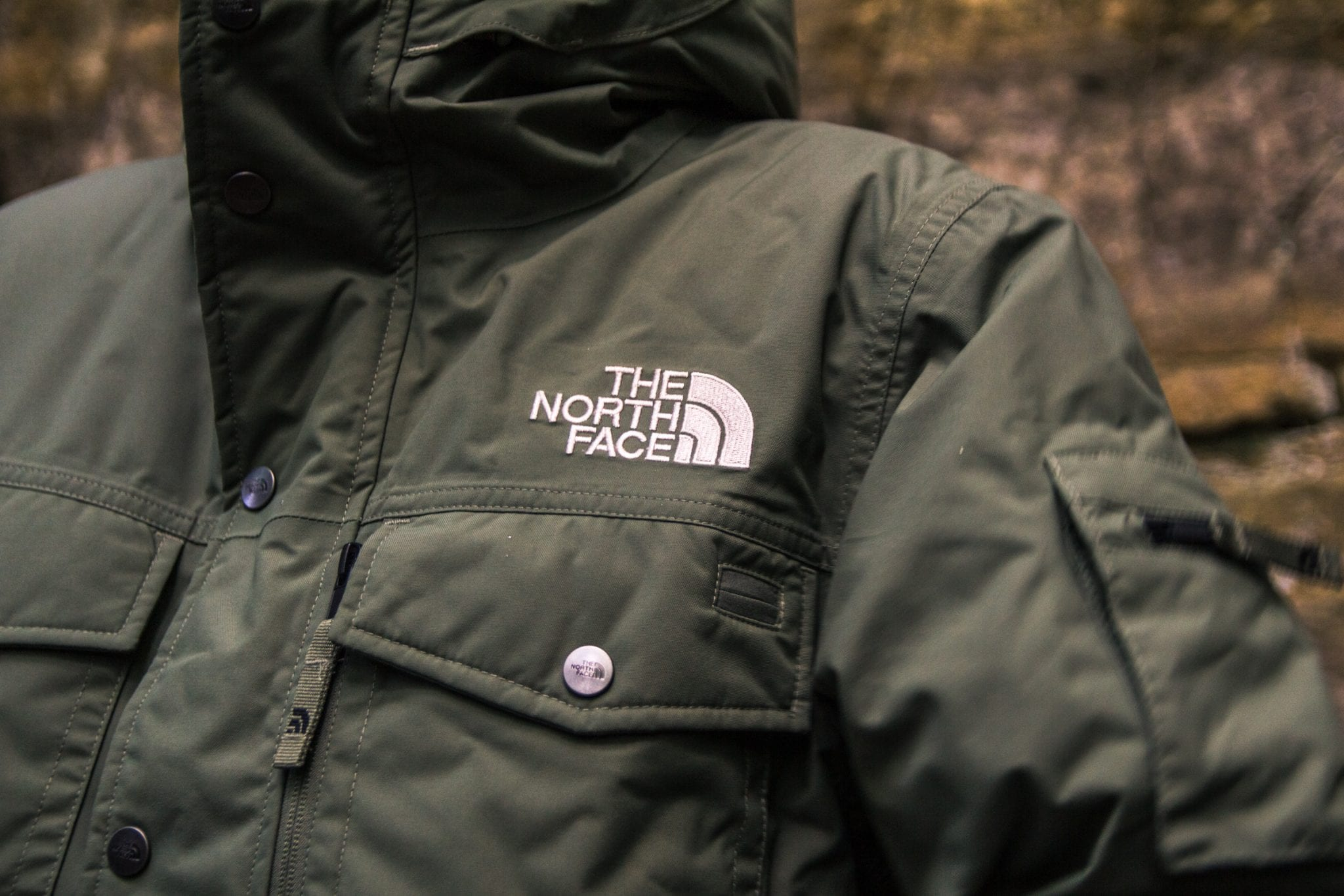 The North Face Gotham voorkant