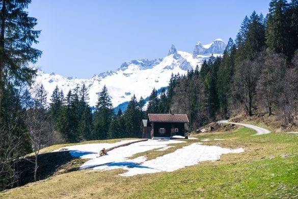 mooiste hike in Schruns