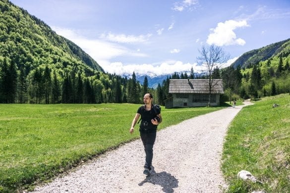 mooiste hike in Bohinj