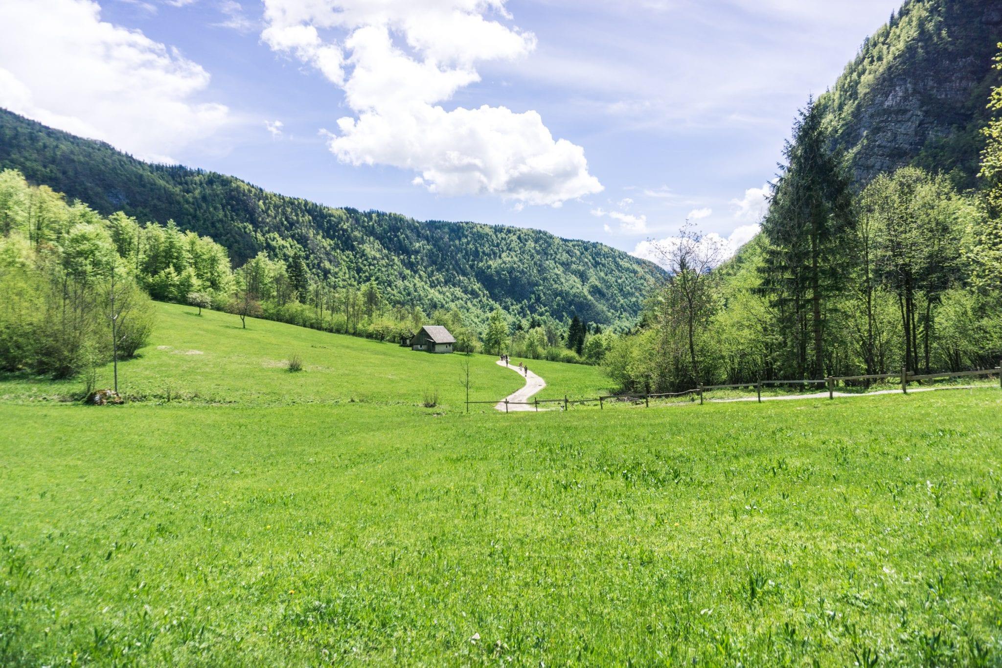 mooiste hike in Bohinj