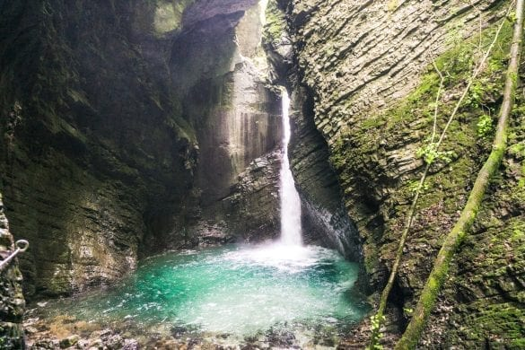 Julian Alps trail