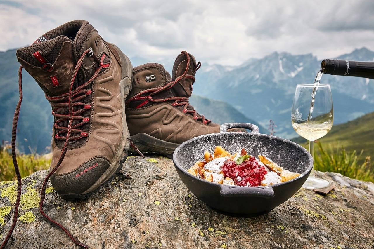 Culinaire Jacobsweg wandelschoenen