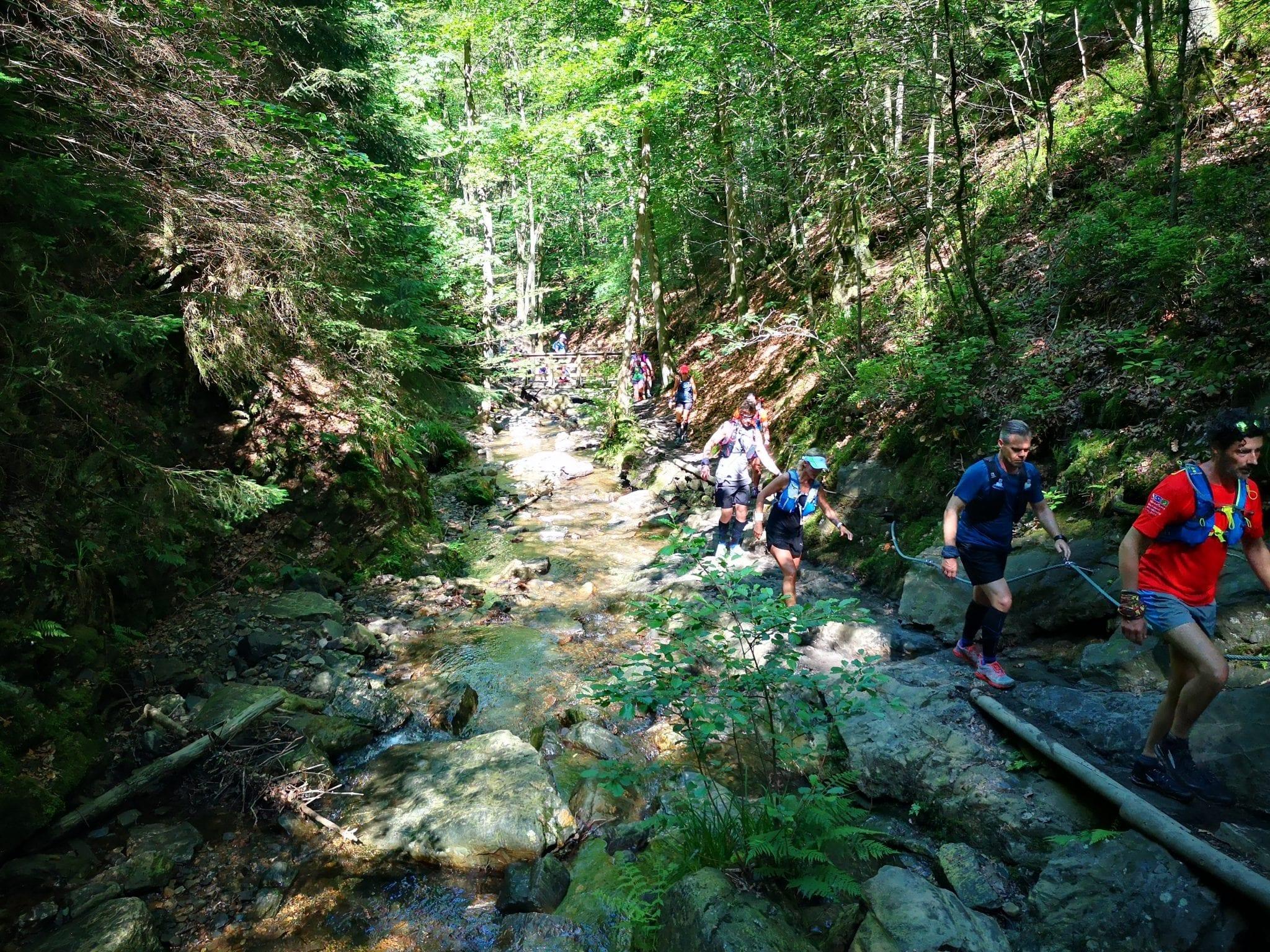Trail Tour Ninglinspo