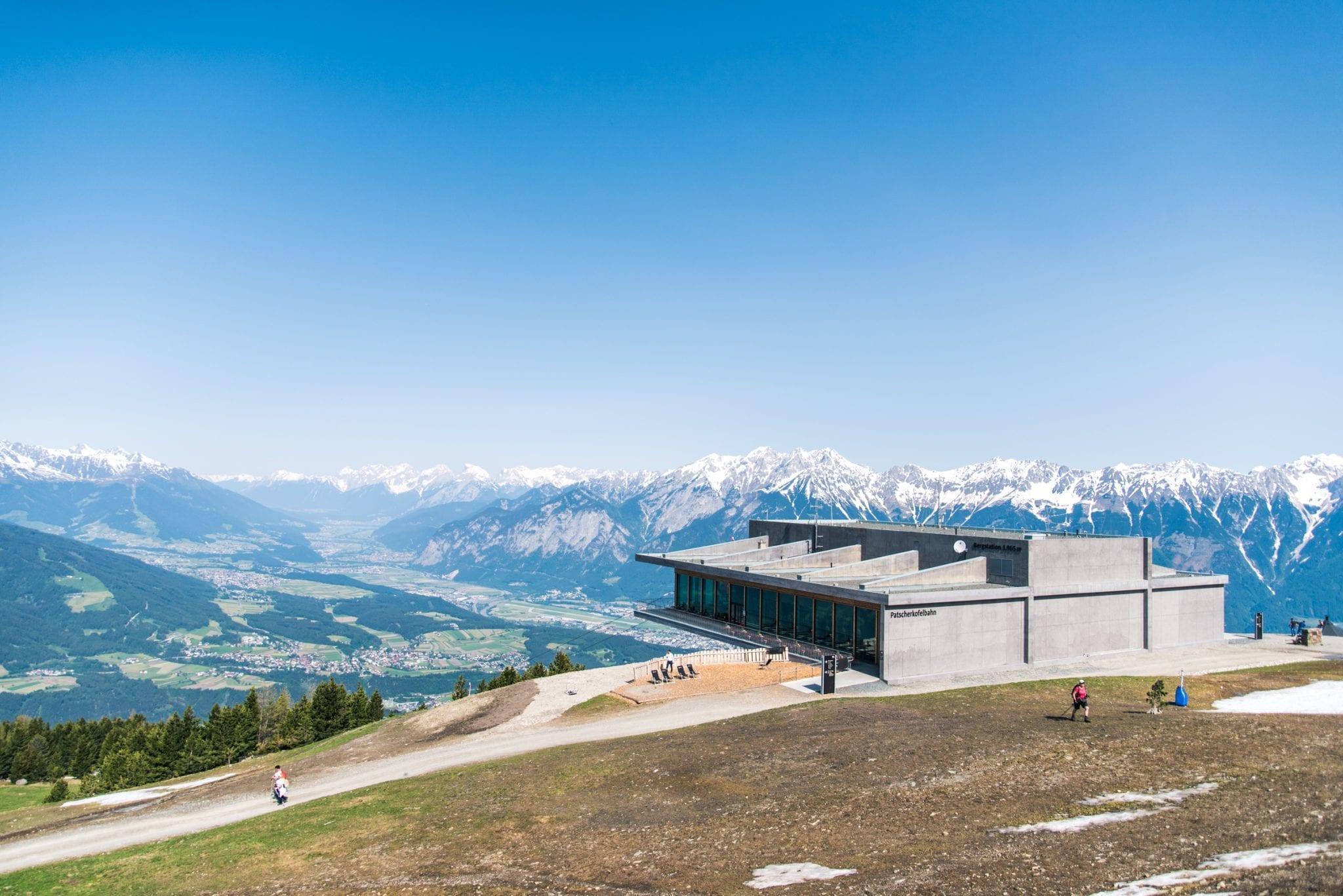 Patscherkofel bergstation Innsbruck-Trek-152