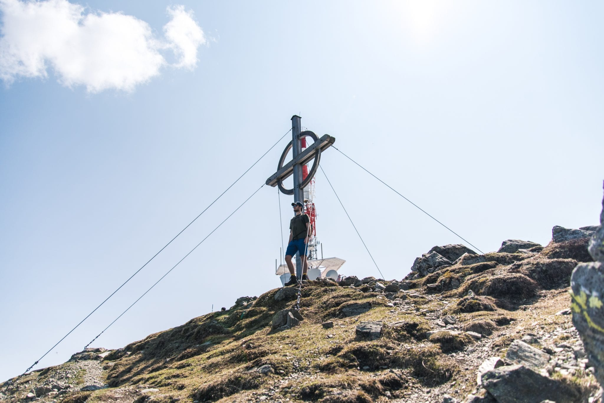 Innsbruck Trek gipfel