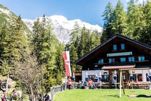Obsteig Innsbruck Trek Hut