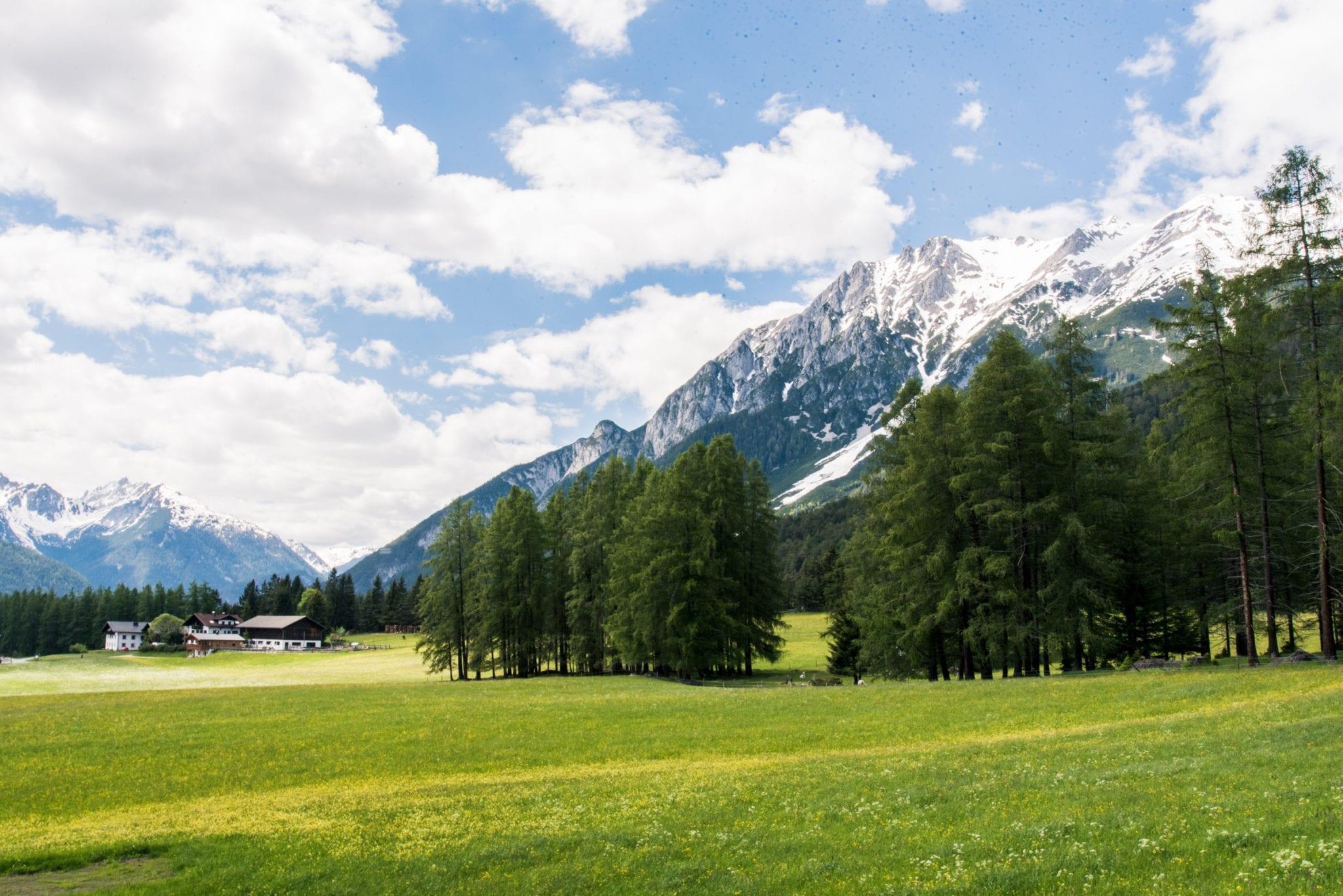 Obsteig Innsbruck Trek Header