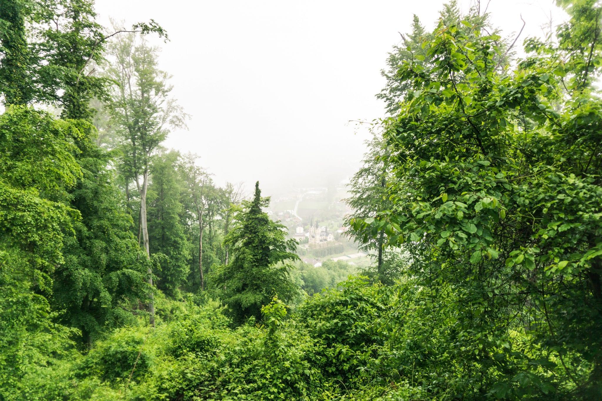 hike in Krško